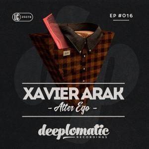 XAVIER ARAK – ALTER EGO