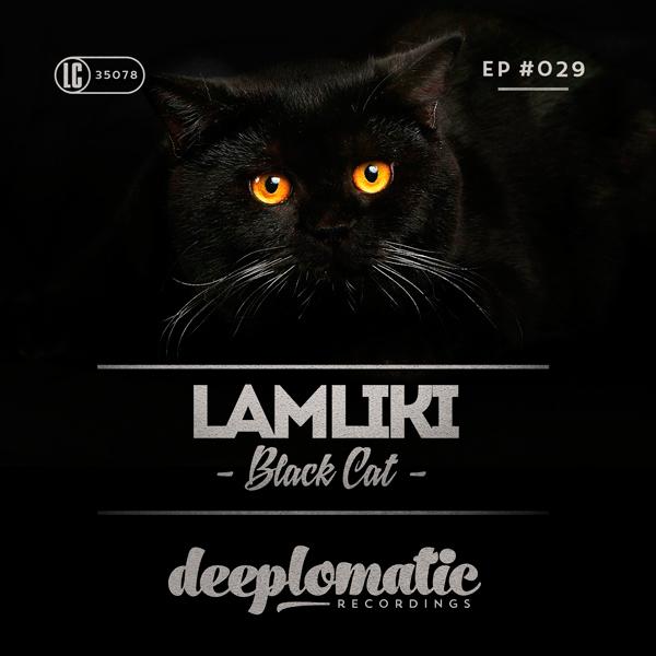 Lamliki Black Cat
