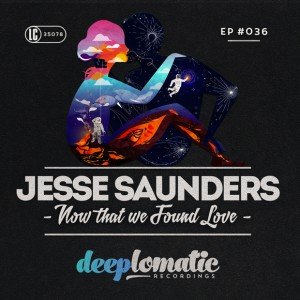Jesse Saunders – Now That We Found Love