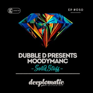 Dubble D Presents Moodymanc – Solid Stuff