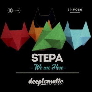 StePa (ITA) – We Are Here
