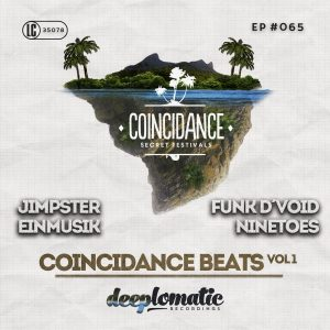 Coincidance Beats Vol 1