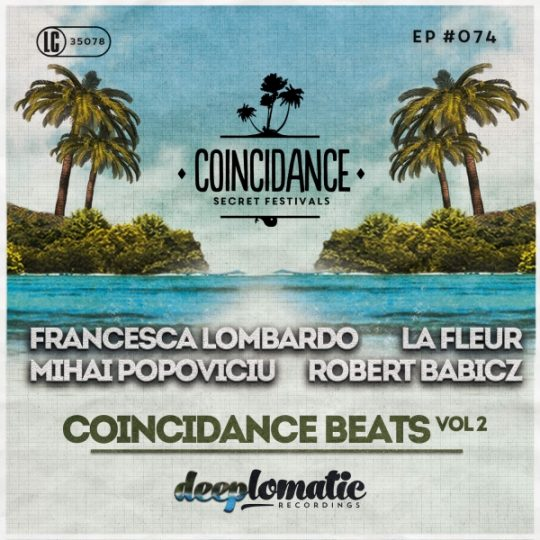 Coincidance Beats Vol 2, Francesca Lombardo, La Fleur, Robert Babicz, Mihai Popoviciu