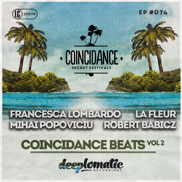 Coincidance Beats Vol.2, Francesca Lombardo, La Fleur, Robert Babicz, Mihai Popoviciu
