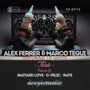 Alex Ferrer & Marco Tegui feat. LaVoyce – Think