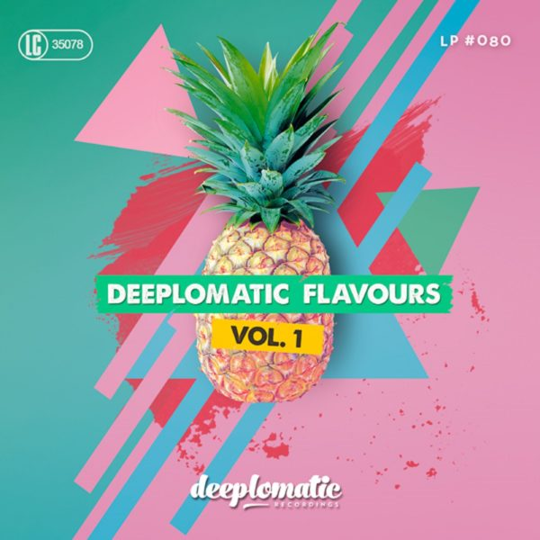 Deeplomatic Flavours Vol 1