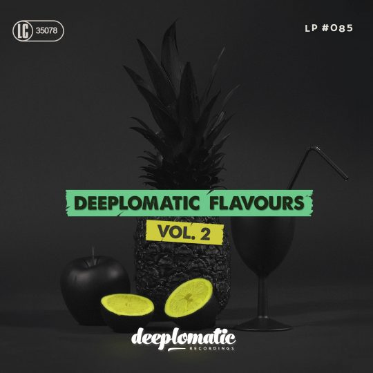 Deeplomatic Flavours Vol 2