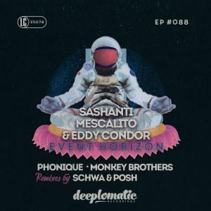 Sashanti, Mescalito, Eddy Condor – Event Horizon