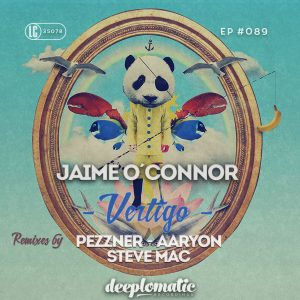 Jaime O´Connor – Vertigo
