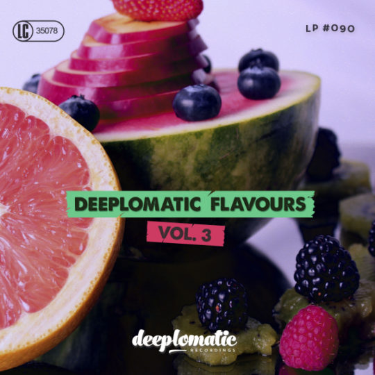 Deeplomatic Flavours Vol 3
