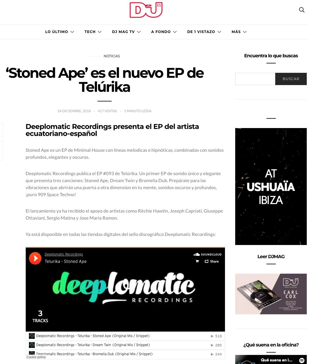 Media DJ Mag Spain