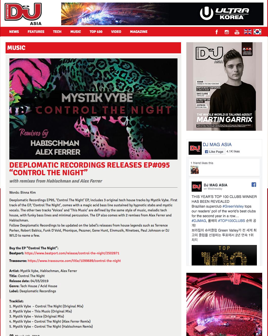 Media DJ Mag Asia