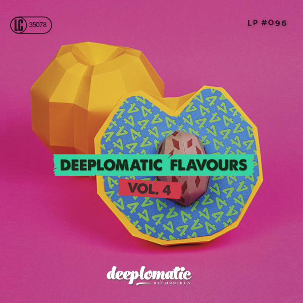 Deeplomatic Flavours Vol 4