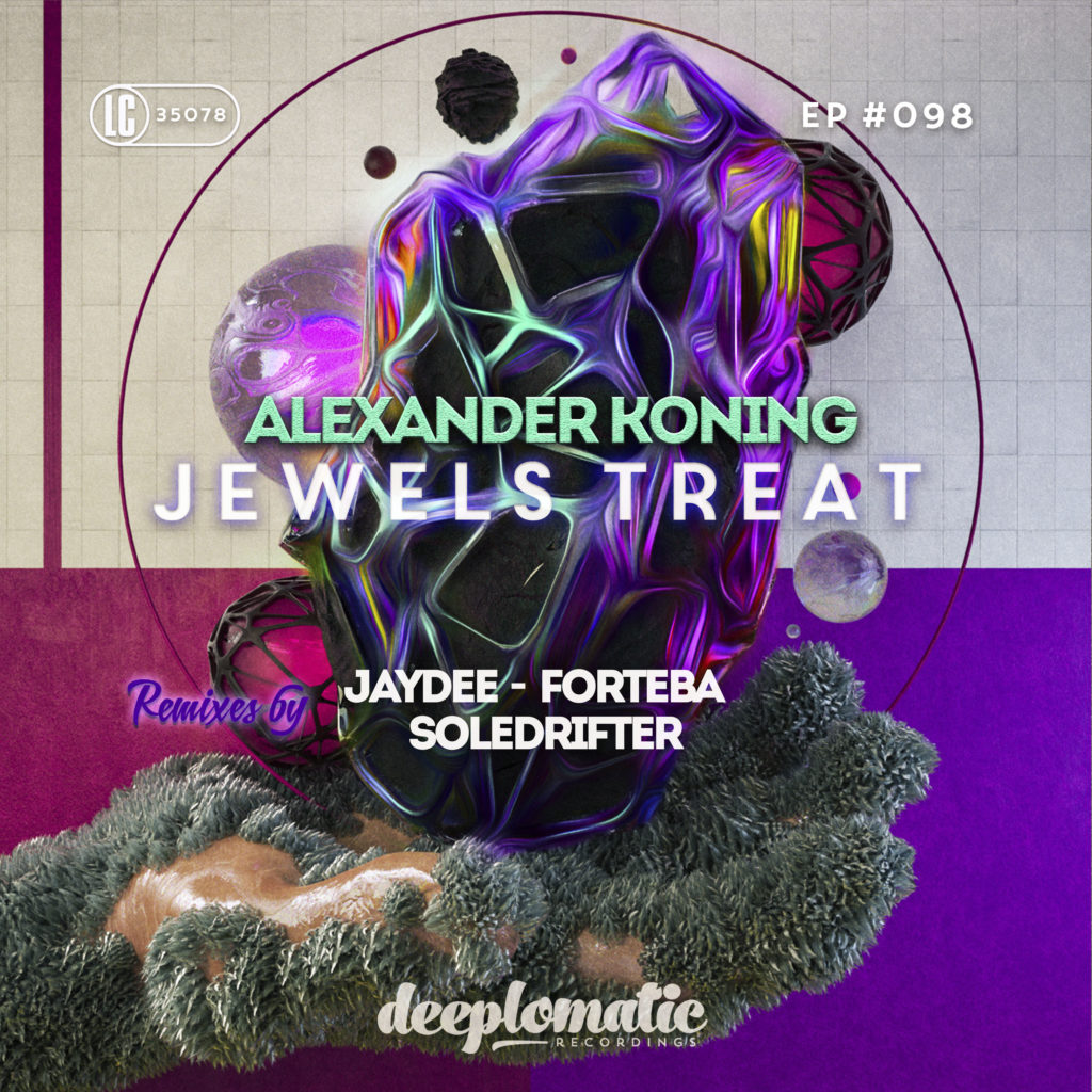 Alexander Jewels Treat EP