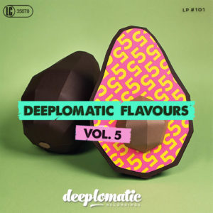 DEEPLOMATIC FLAVOURS VOL 5