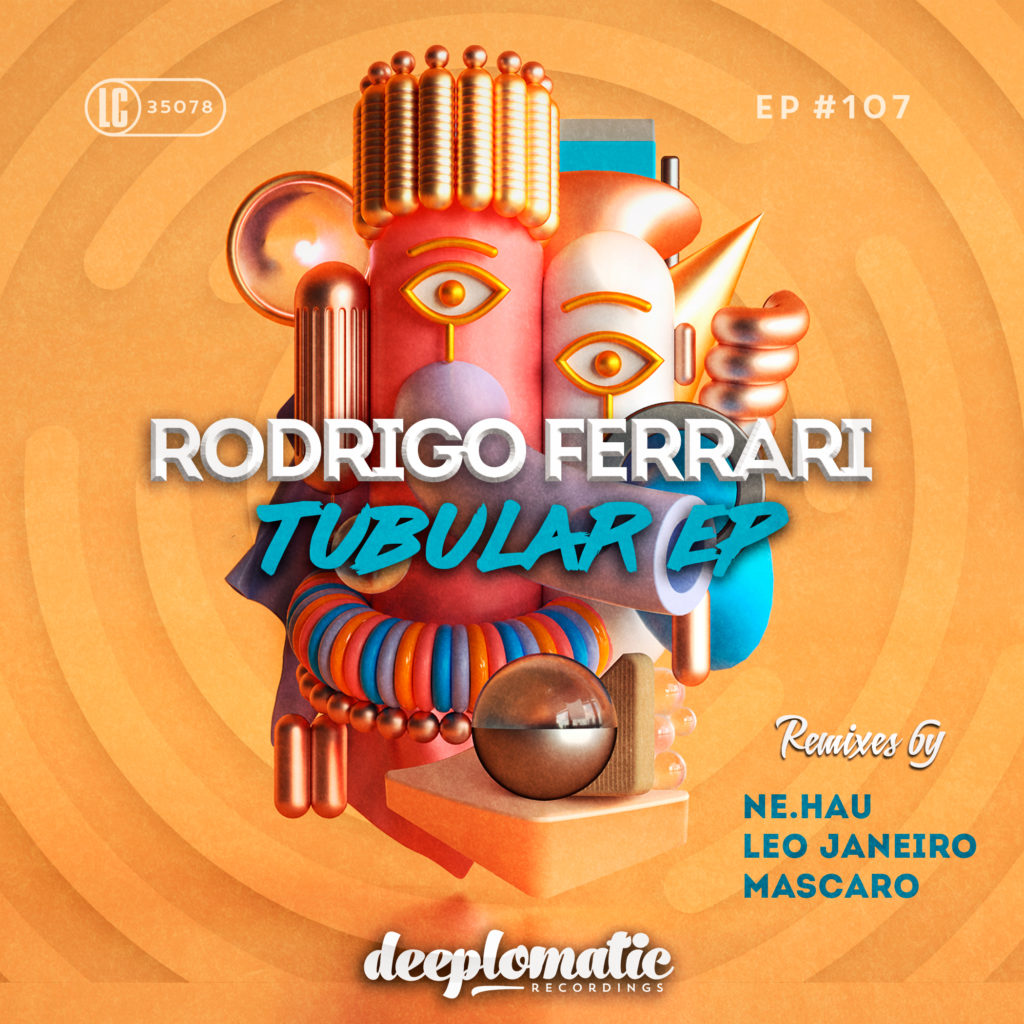 Rodrigo Ferrari - Tubular EP